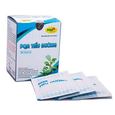 PQA Tiểu Đường chuyên dùng cho người bị bệnh tiểu đường giúp ổn định đường huyết, ngăn ngừa các biến chứng của bệnh tiểu đường