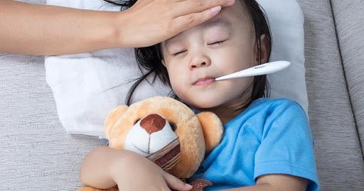Các bệnh về đường hô hấp ở trẻ em